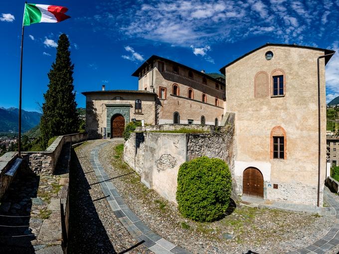 Apre CAST - il Castello delle Storie di montagna a Castello Masegra