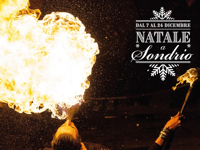 Natale a Sondrio - Programma del 21 dicembre