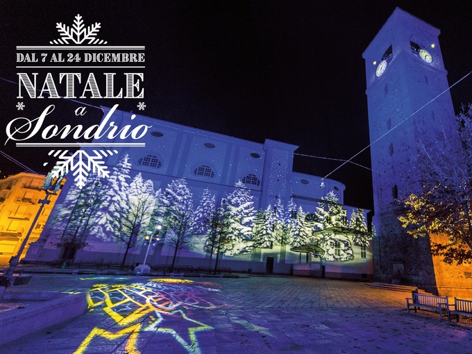 Natale a Sondrio - Programma del 14 dicembre