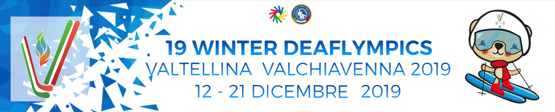 Winter Deaflympics games 2019